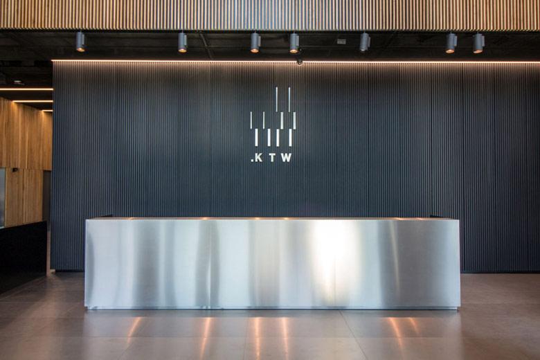 Biurowiec .KTW I w Katowicach. Projekt: Medusa Group. Inwestor: TDJ Estate