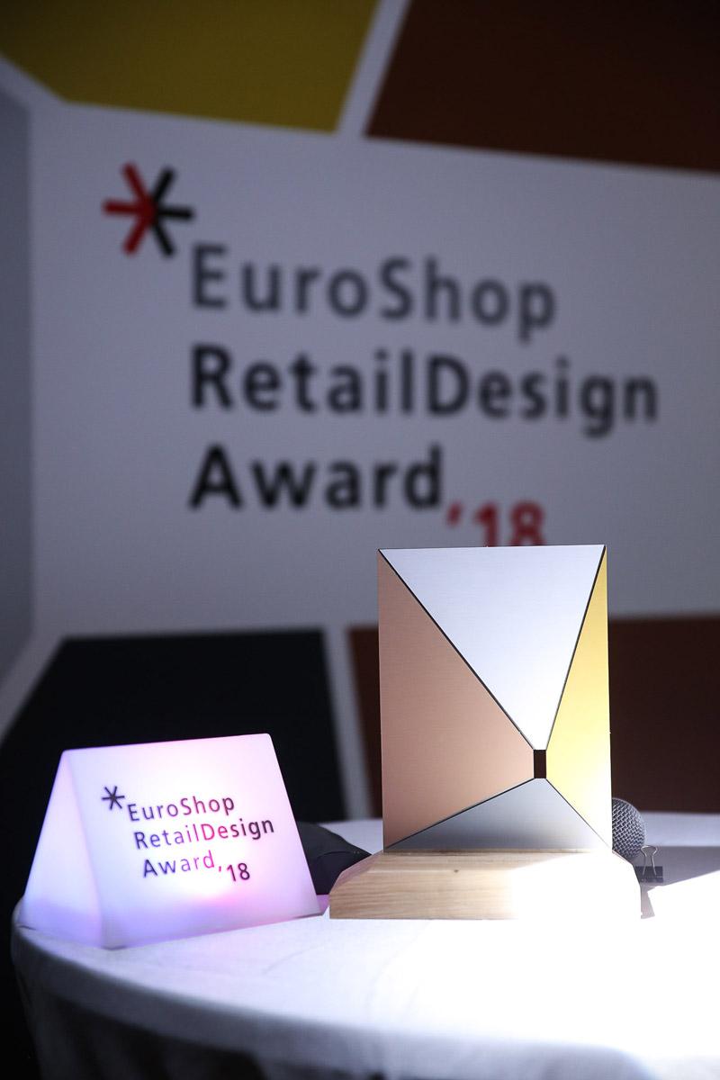 mode:lina™ ponownie nagrodzona w Szanghaju! Polacy z drugą statuetką EuroShop RetailDesign Award!