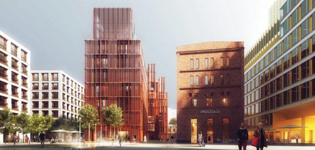 Browary Warszawskie – nowoczesny i pamiętający o przeszłości kompleks projektu JEMS Architekci
