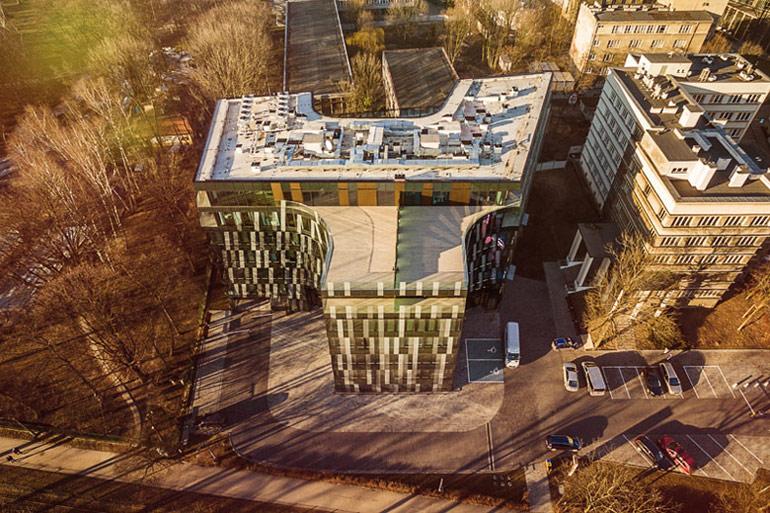 Park Club, Kraków. Projekt: nsMoonStudio Sp. z o.o.