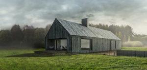 Dom Pastwisko autorstwa pracowni architektonicznej Projekt M