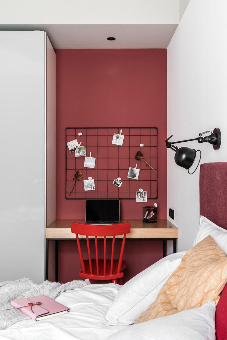 Wnętrza mieszkania na osiedlu Neptun Park w Gdańsku. Projekt:JT Grupa. Zdjęcie: Fotomohito