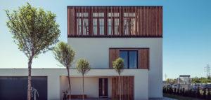 SkyGarden – Dom pasywny projektu menthol architects