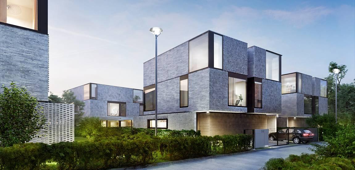 Kameralne osiedle mieszkaniowe w Warszawie