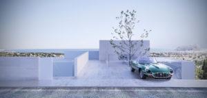 Minimalistyczna willa w Costa Blanca wrocławskiego biura Q2Studio
