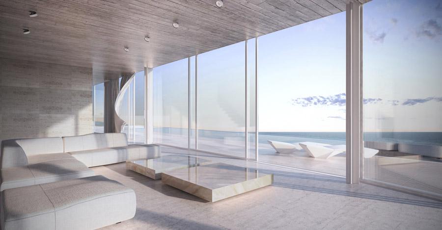 Villa Benissa, Costa Blanca, Hiszpania. Projekt: Q2Studio