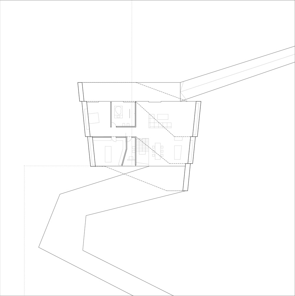 Dom po Drodze. Projekt: Robert Konieczny – KWK Promes