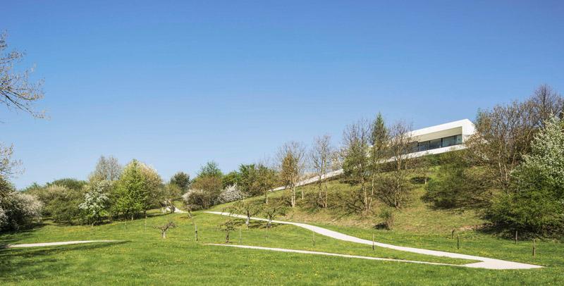 Dom po Drodze. Projekt: Robert Konieczny – KWK Promes. Zdjęcie: Juliusz Sokołowski