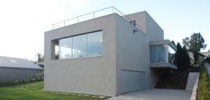 Rozbudowa domu z lat 60-tych pracowni SLAS Architekci