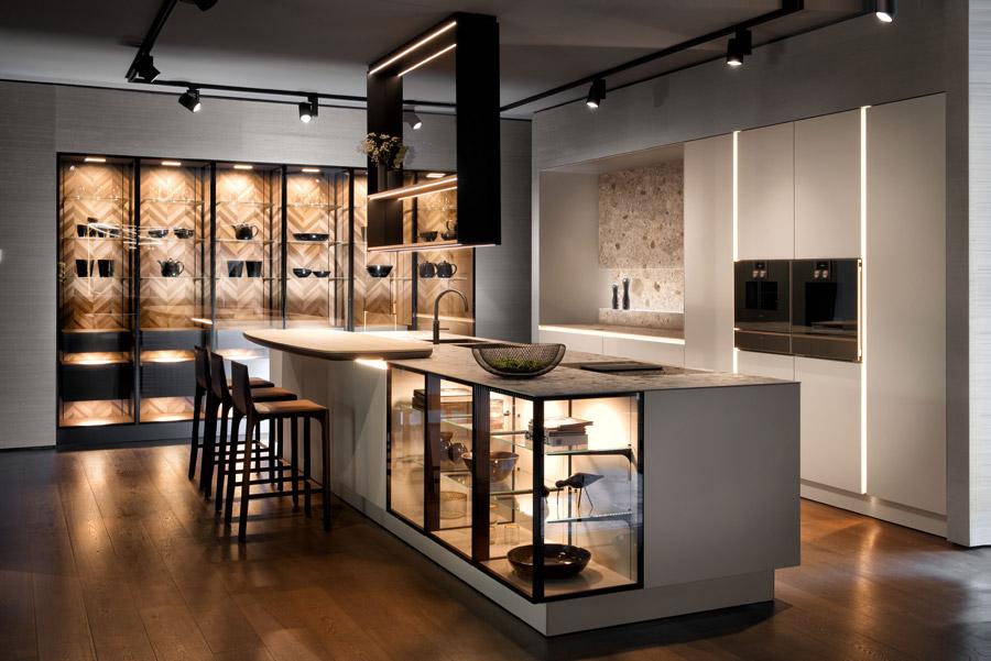 Premiera New Handle-Free Siematic - Nowe kuchenne wzornictwo w świetlnej oprawie