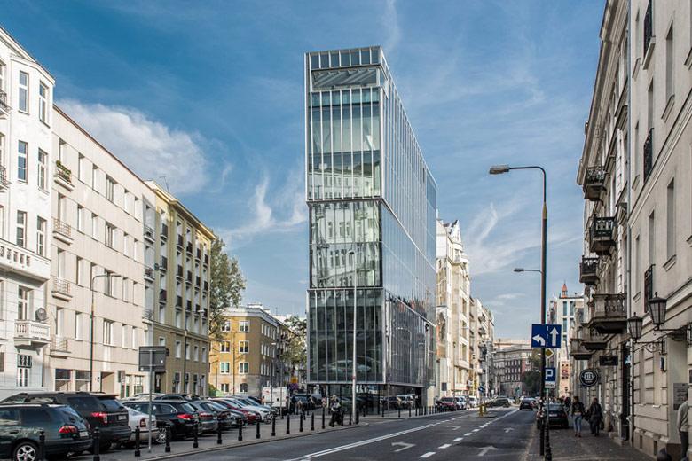 The Nest, Warszawa. Architektura: Grupa 5 Architekci / Wnętrza: Beza Projekt. Zdj. Mikołaj Lelewski