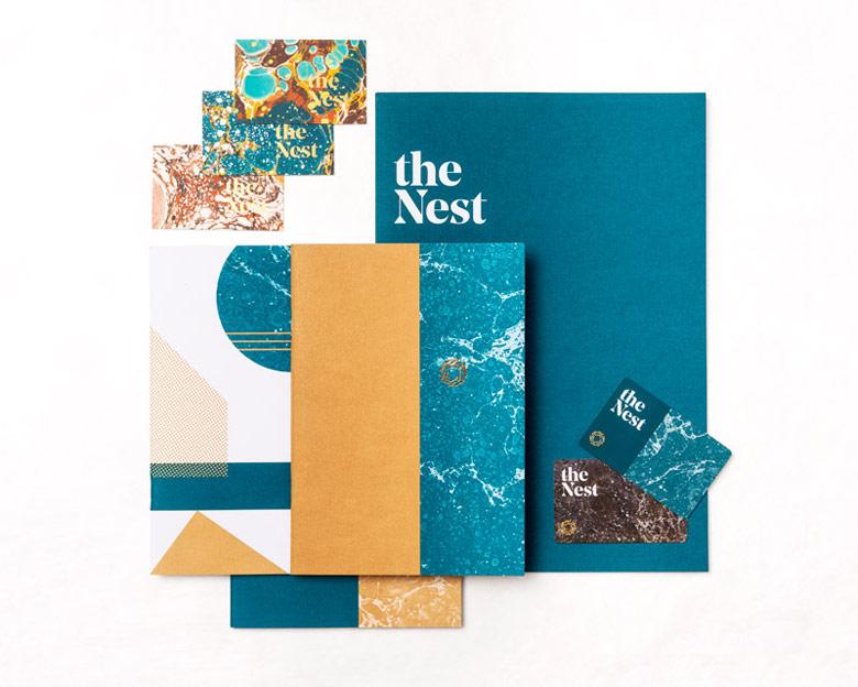 The Nest, Warszawa. Branding: Futu. Zdj. Szymon Rogiński