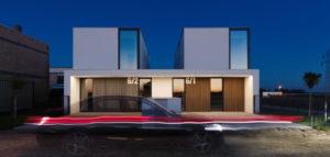 Dom Podwójny w Poznaniu – zaprojektowany i zbudowany przez pracownię KLUJ ARCHITEKCI