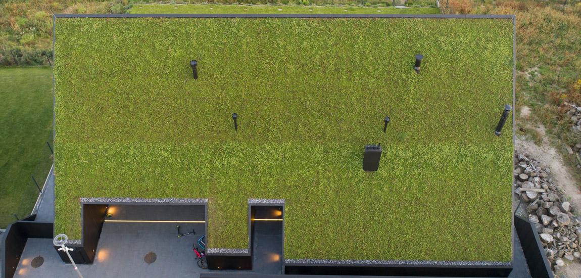 Dom za Dachem – Intrygująca realizacja Pracowni Projektowej Superhelix