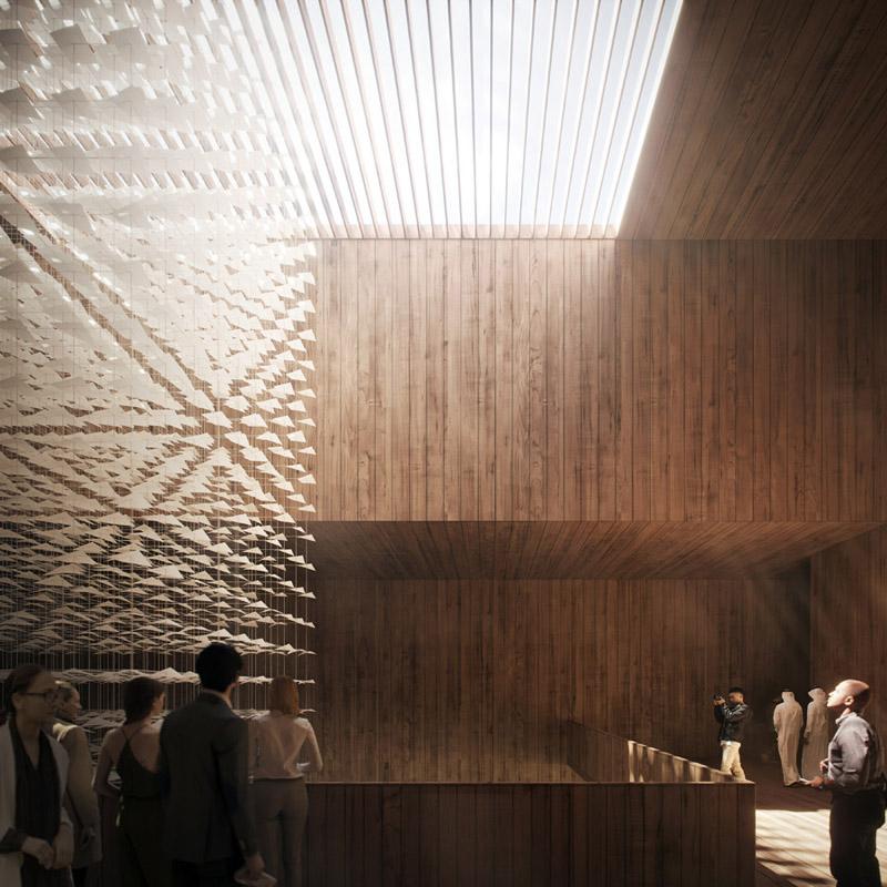 Pawilon Polski na Wystawę Światową Expo 2020 w Dubaju. I Nagroda w konkursie:WXCA | Pracownia Architektoniczna