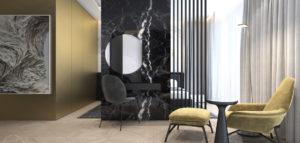 Elegancki i wyważony luksus – wnętrza apartamentu projektu studia Ambience. Interior Design