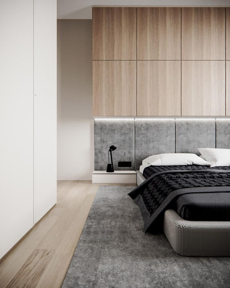 Mieszkanie w Warszawie Projekt wnętrz:Hi-Light Architects