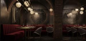 Zamek w Przegorzałach – klimatyczne wnętrza biura IDEOGRAF
