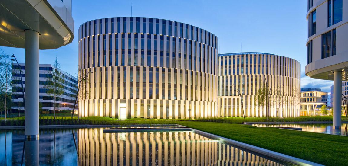 Kompleks biurowo-hotelowy Business Garden Warszawa II