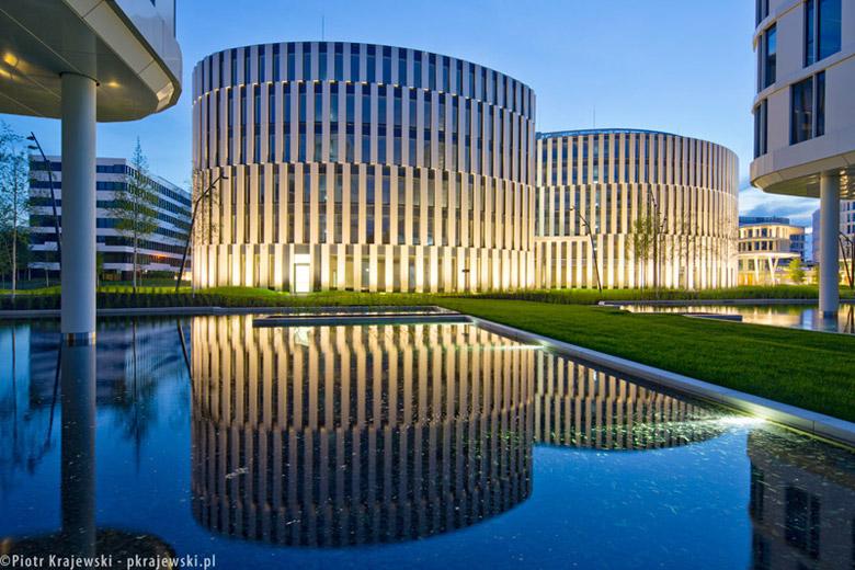 Business Garden Warszawa II. Autor zdjęć: Piotr Krajewski