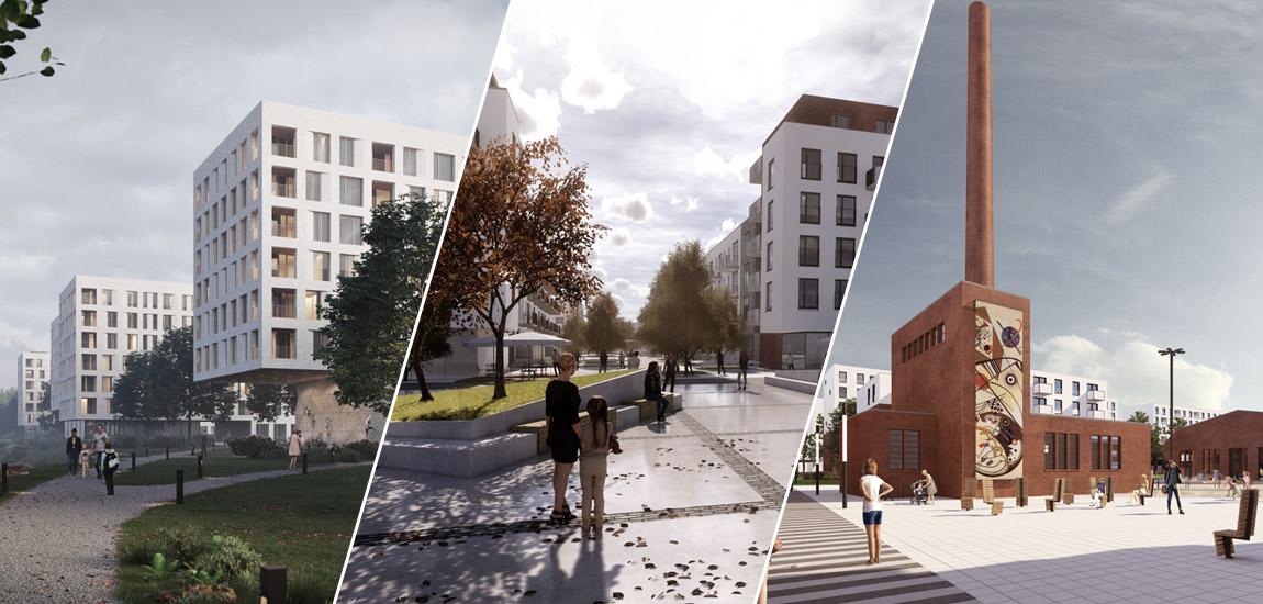 3 nowe osiedla we Wrocławiu - wyniki konkursu programu rządowego Mieszkanie Plus