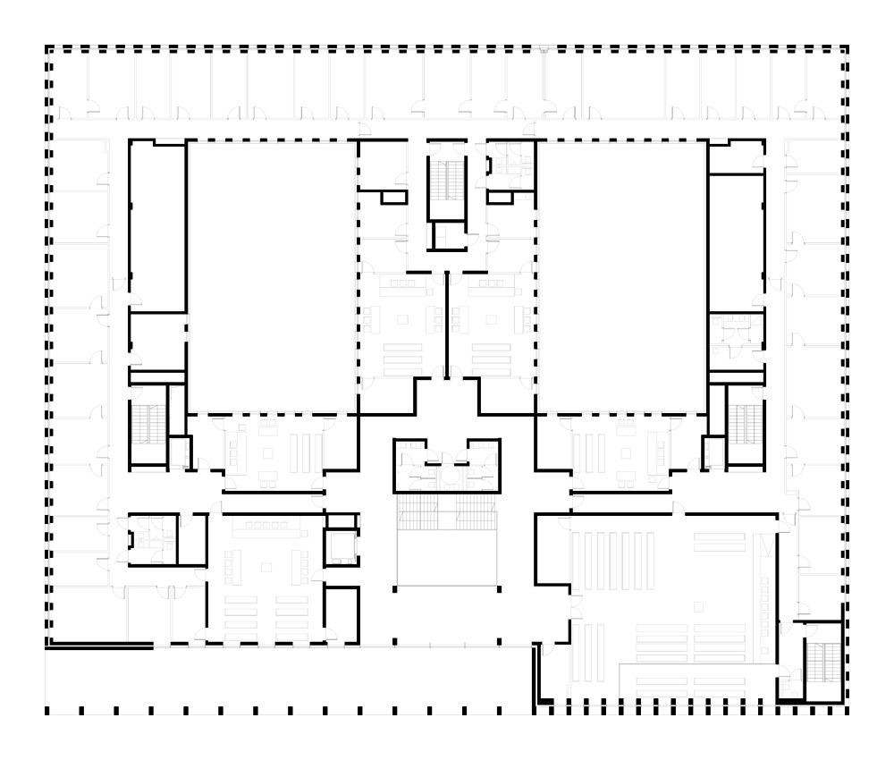 Siedziba Sądu Rejonowego w Siedlcach. Projekt: HRA Architekci / Hermanowicz Rewski Architekci