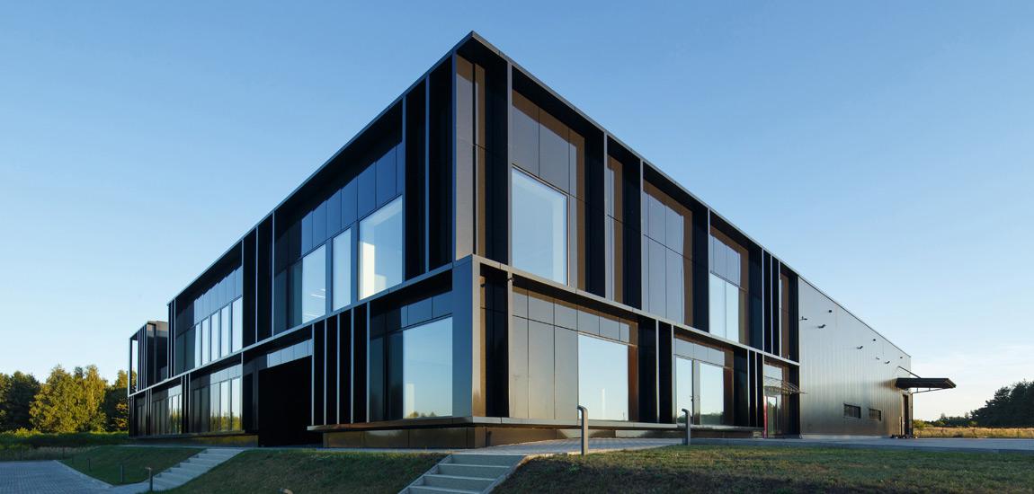 Nowa siedziba firmy PIVEXIN Technology projektu MUS Architects