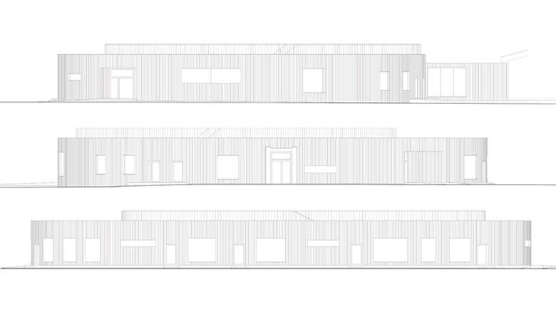 Przedszkole w Żorach. Architektura: toprojekt