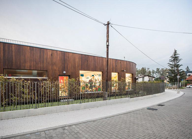 Przedszkole w Żorach. Architektura: toprojekt. Zdjęcie: Juliusz Sokołowski