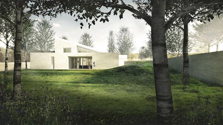 Dom w Rowniu. Autorzy: toprojekt
