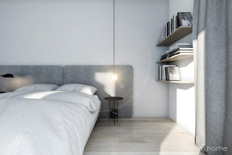 Wnętrza mieszkania w Warszawie. Projekt: amhome | Agnieszka Marciniak