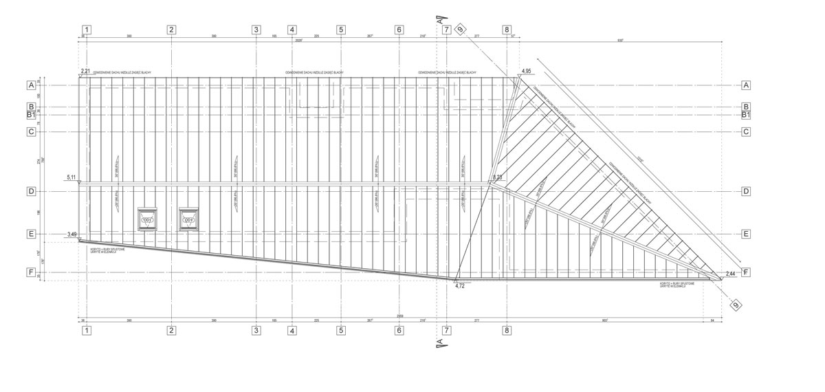"""Dom jednorodzinny """"CWA House"""", Owczarnia. Projekt:BECZAK / BECZAK / ARCHITEKCI"""