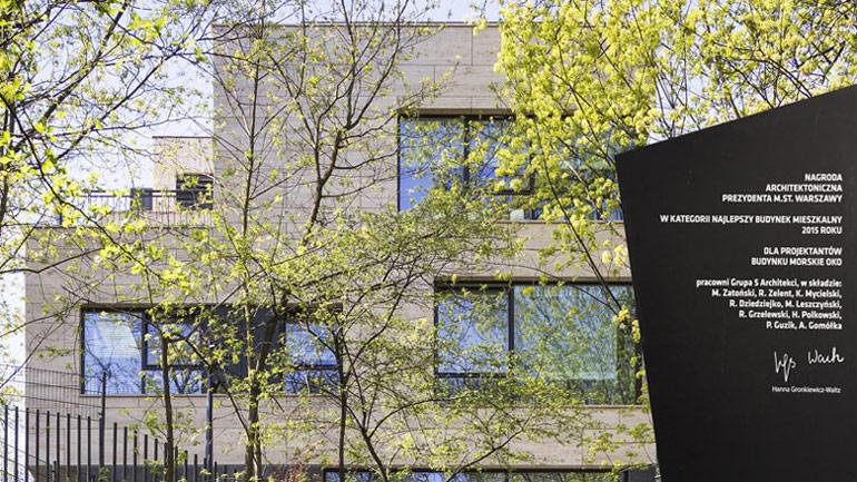 Willa, Morskie Oko, Warszawa. Projekt: GGP Architekci, Grupa 5 Architekci
