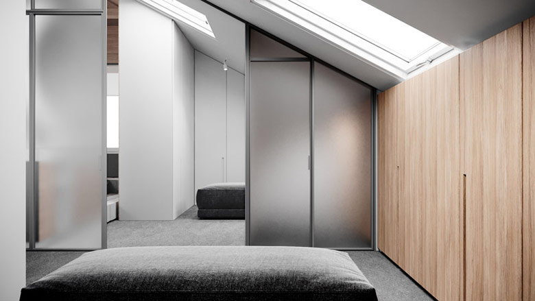 Wnętrza domu w Warszawie. Projekt: Hi-Light Architects