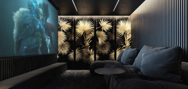Efektowne wnętrza domu w Sztokholmie łódzkich pracowni Merapi Architects i Havn Architects