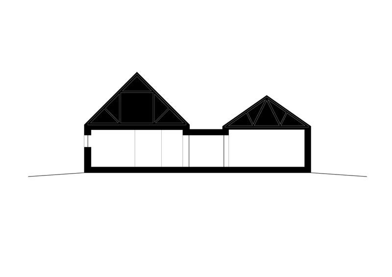 Dom nieheblowany w Bobrownikach. Autorzy: toprojekt