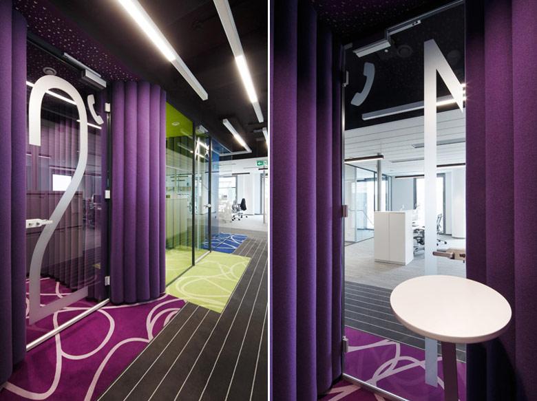 Biura KPMG w Francuska Office Center w Katowicach. Projekt: ZALEWSKI ARCHITECTURE GROUP