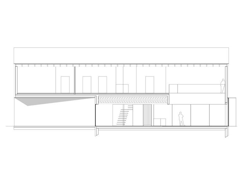 Dom skręcony, Poznań. Projekt: Banach Architekci