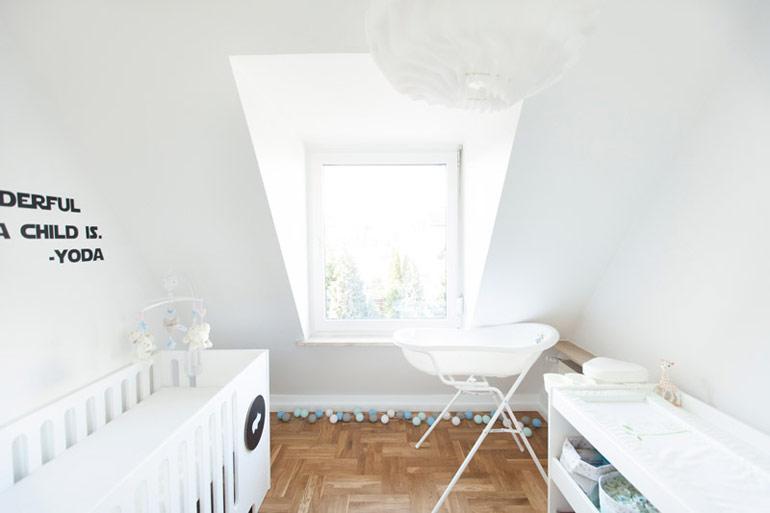 Wnętrza domu w zabudowie szeregowej, Poznań. Projekt: Mili Młodzi Ludzie. Zdjęcie: PION