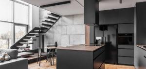 Apartament dla mężczyzny projektu studia ZONA Architekci