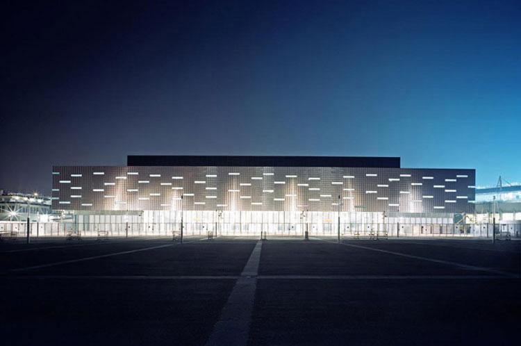 Ice Hockey Stadium, Pala Alpitour/ zdjęcie dzięki uprzejmościAlessandra Chemollo