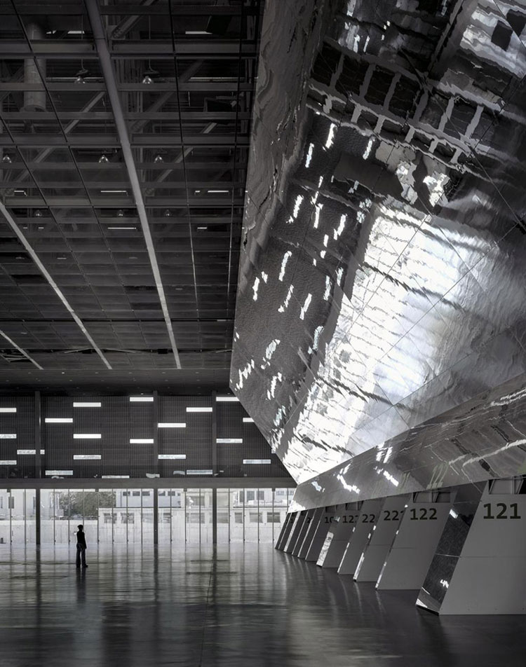 Ice Hockey Stadium, Pala Alpitour / zdjęcie dzięki uprzejmościHisao Suzuki