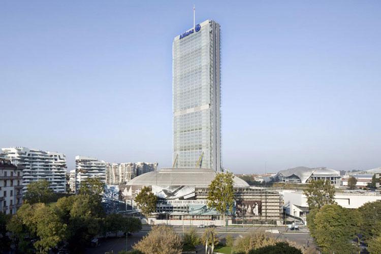Allianz Tower / zdjęcie dzięki uprzejmościAlessandra Chemollo