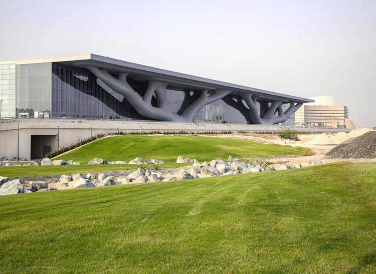 Qatar National Convention Center / zdjęcie dzięki uprzejmościHisao Suzuki