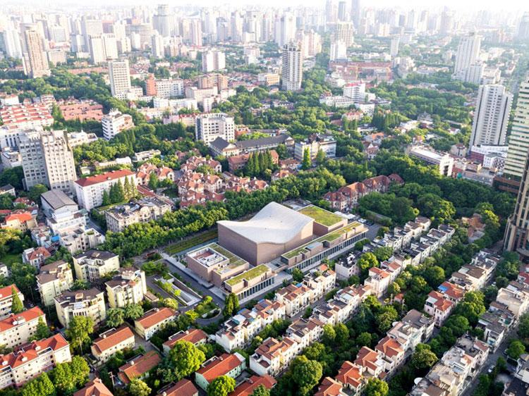 Shanghai Symphony Hall / zdjęcie dzięki uprzejmościChen Hao