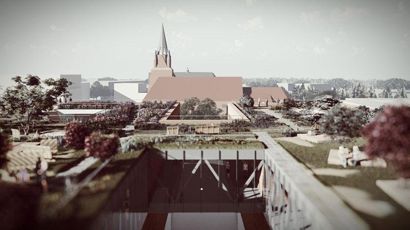 Plac Długosza w Raciborzu. Autorzy: toprojekt