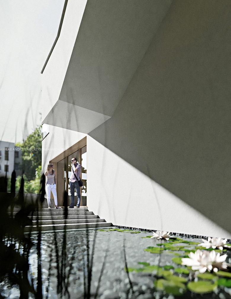 Miejska Willa w Gdyni. Projekt: Andrzej Niegrzybowski
