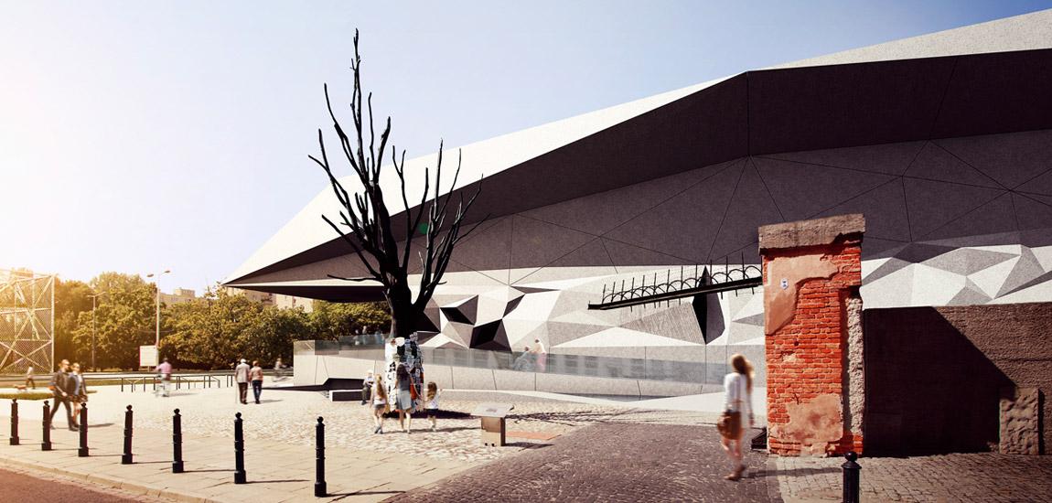 Muzeum Więzienia Pawiak w Warszawie. Projekt: FAAB