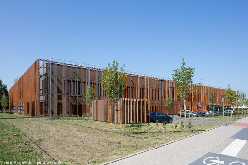 Liceum ogólnokształcące Akademeia High School w Warszawie. Projekt: medusagroup. Zdj. Piotr Krajewski