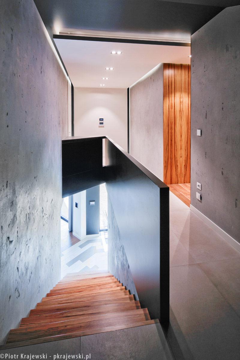 Dom w Szczecinie. Projekt: REFORM Architekt | Marcin Tomaszewski. Zdjęcie: Piotr Krajewski